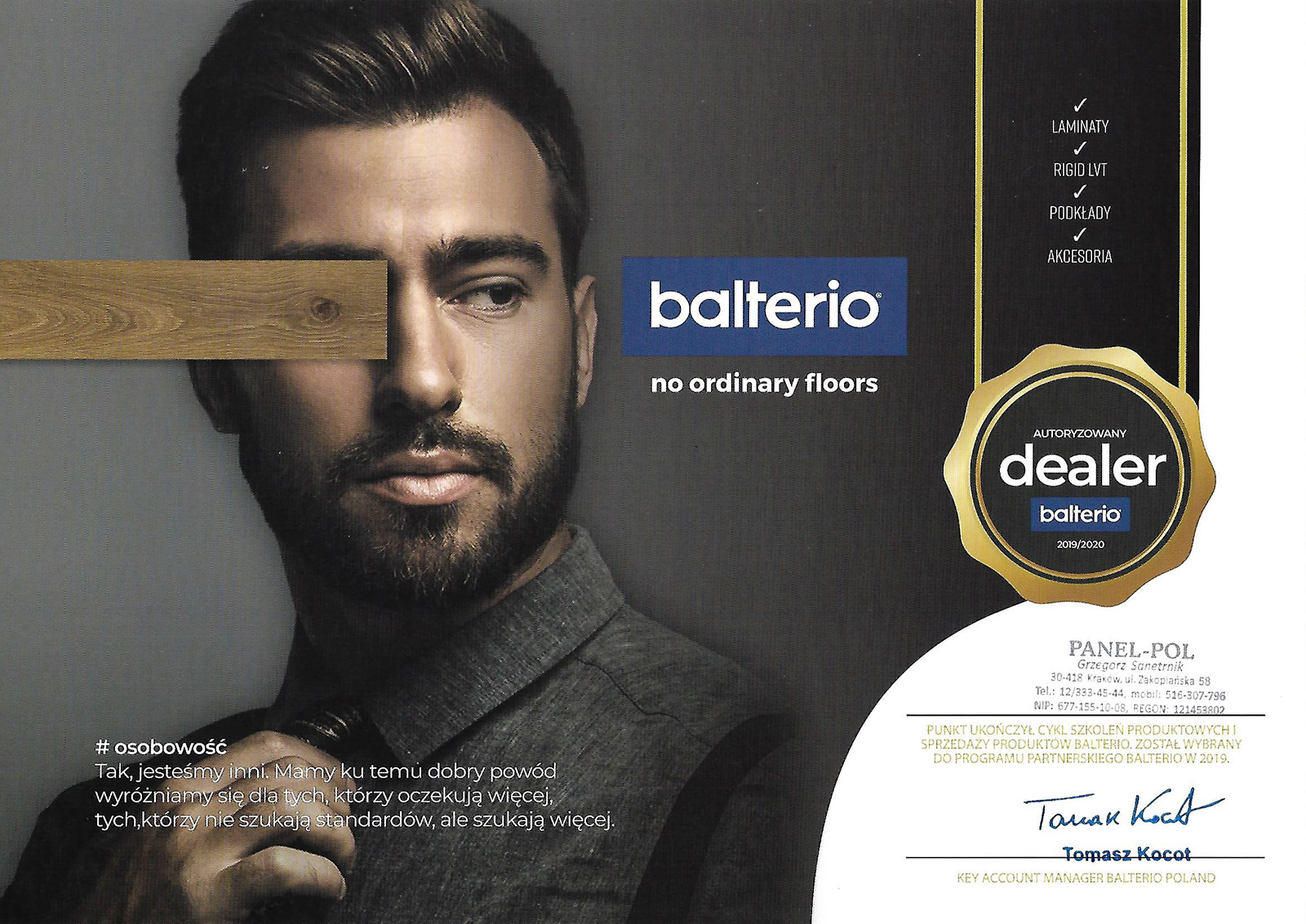 balterio-certyfikat